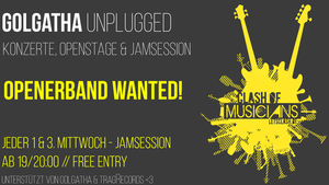 Golgatha UNPLUGGED - Openerband - Jamsession