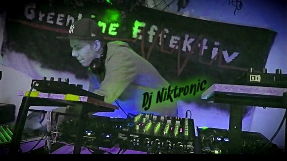 Dj Niktronic - Electro Dub Dubstep Progressive  edm DJ in Gütersloh