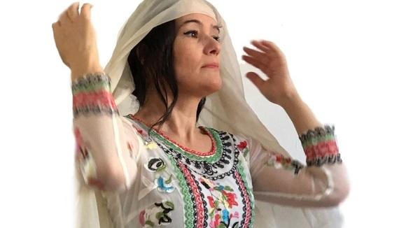 Mara Aranda - Worldmusic Mediterranean Live Act in Valencia