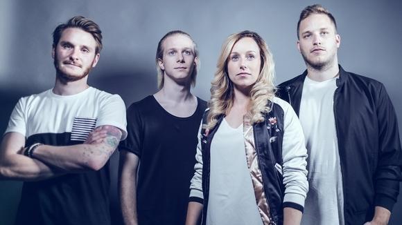 FINKA - Rock Alternative Pop Live Act in Hagen