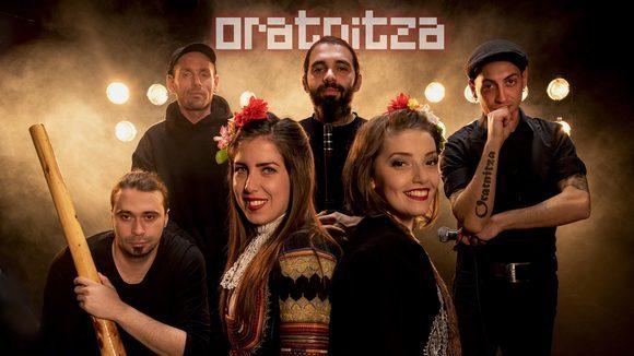 Oratnitza - Urban Folk ethno-fusion Urban Folk Dubstep Folk Live Act in Sofia