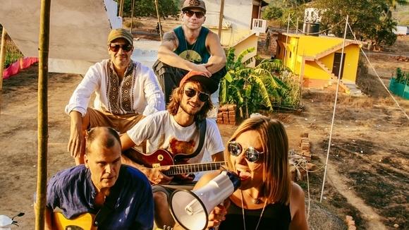 Cloud Jam - Folk ethno-fusion Dub Fusion Worldmusic Live Act in Kyiv