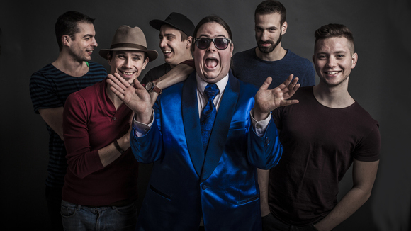 Suba Attila & The SoulFool Band - Soul Blues Gospel Groove Swing Live Act in Budapest