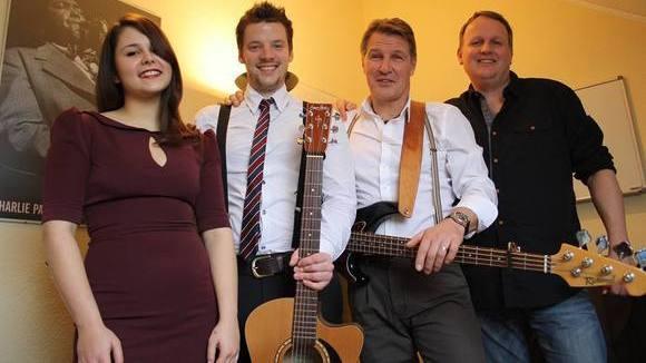 BEJONES - Pop Live Act in Paderborn