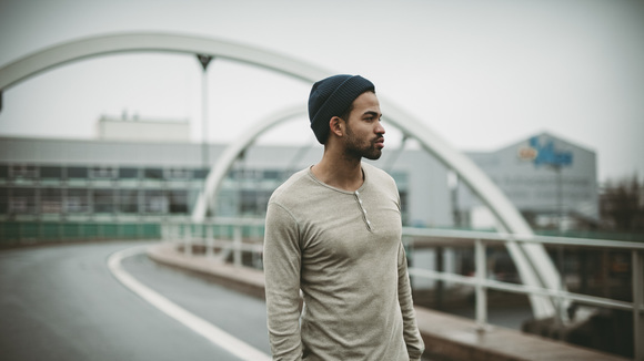 Robin Soho - Deutschrap Hip Hop Melodic Electronic Soul Music  Chill Trap Electropop Live Act in Düsseldorf