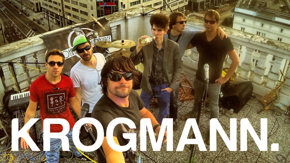 KROGMANN. - Progressive Pop Live Act in Potsdam