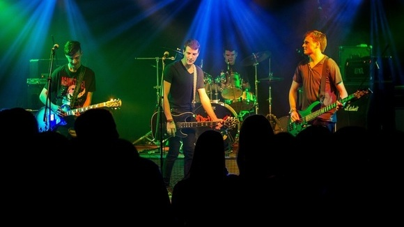 Power Up - Alternative Punk Hard Rock Punk Punkrock Melodic Live Act in Berlin