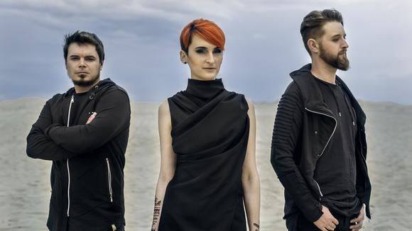 Go-A - Folktronica Electronica Progressive Trance Worldmusic edm Live Act in Kyiv