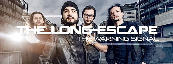 The Long Escape - Alternative Metal Progressive Rock Metal Rock Progressive Metal Live Act in Paris