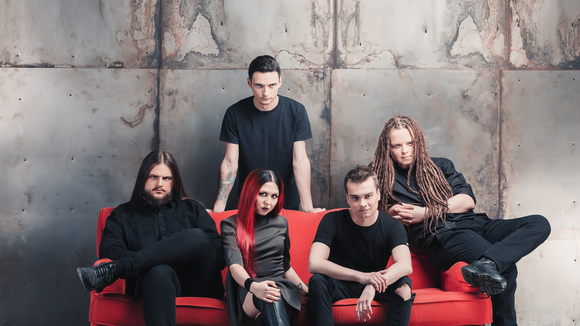 IGNEA - Metal Alternative Metal Progressive Metal Melodic Metal Symphonic-Metal Live Act in Kiev