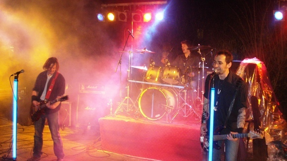 Matt About Sound - Rock Live Act in Leipzig