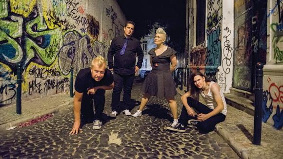 The Blush - Punk-Pop Pop Rock Punkrock Skatepunk Live Act in Helsinki