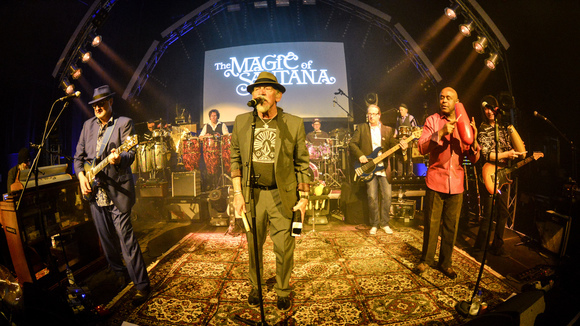 The Magic of Santana - Cover Rock Melodic Live Act in Hamburg