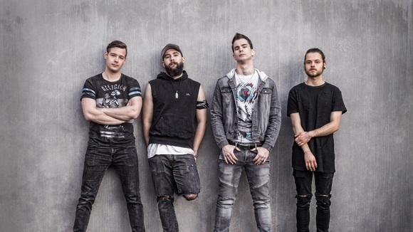 In Dreams Of Reality - Elektro Metalcore Rap Metal Elektro Live Act in Siegen