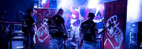 Social Incompetent Bastards - Hard Rock Hard Rock Metal Rock Modern Rock Live Act in Hamburg