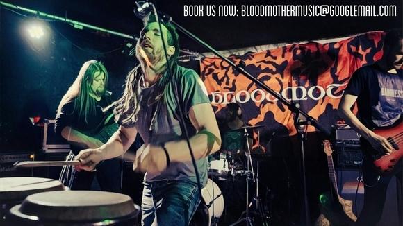 BLOODMOTHER - Progressive Rock Progressive Folk Rock Rock Alternative Rock Live Act in Kassel