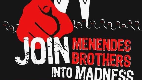 Menendes brothers - Alternative Punk Experimental Punk Avantgarde Garage Rock Live Act in Ljubljana