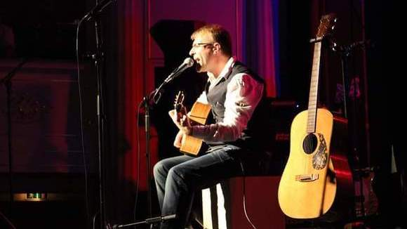 Andreas Thust  - Singer/Songwriter Pop Rock Cover Fingerstyle Live Act in Ballenstedt / OT Rieder