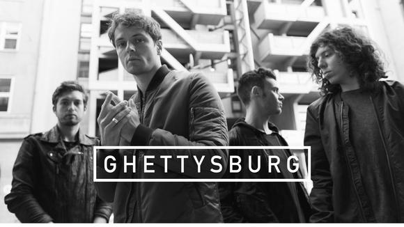 Ghettysburg - Indie Electro-Wave-Rock Progressive Rock Electronic Indie Modern Live Act in Berlin
