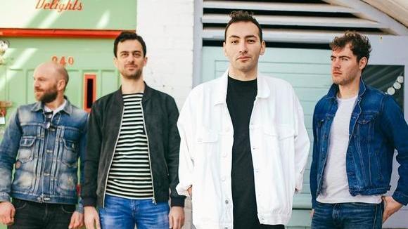 Fond Of Rudy - Indiepop Alternative Pop Rock Indie Live Act in Brighton