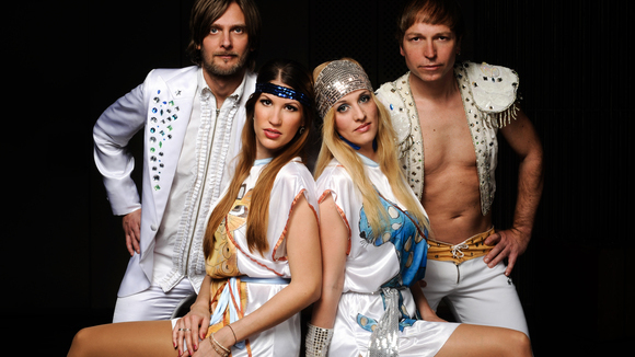 SWEDE SENSATION- ABBA Tribute Show - Pop Live Act in Berlin
