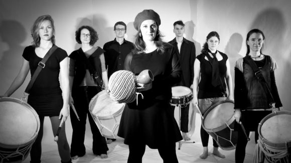 Maracatu Minimal - Worldmusic Live Act in Vienna