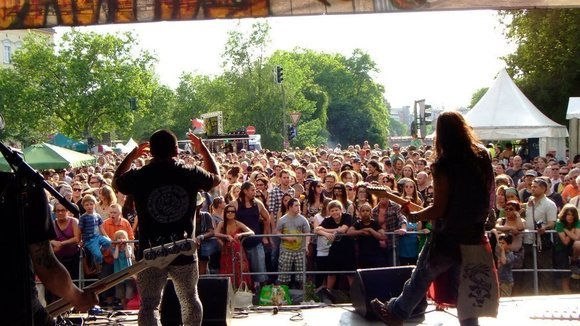 Calzada de los Muertos - Skapunk Punk Rock Live Act in Berlin