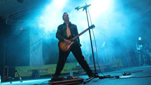 The Rubix - Rock Live Act in Brandenburg