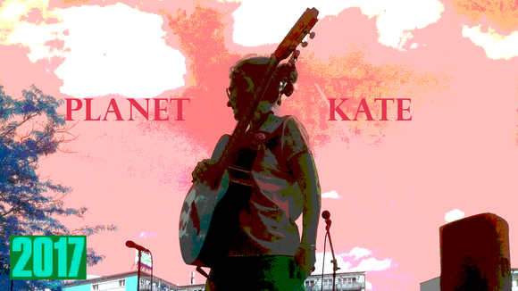 Planet Kate - Singer/Songwriter Worldmusic Cumbia Indie Live Act in Berlin