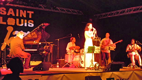 Sonja Kandels Band - Jazz afro jazz Live Act in Kempen