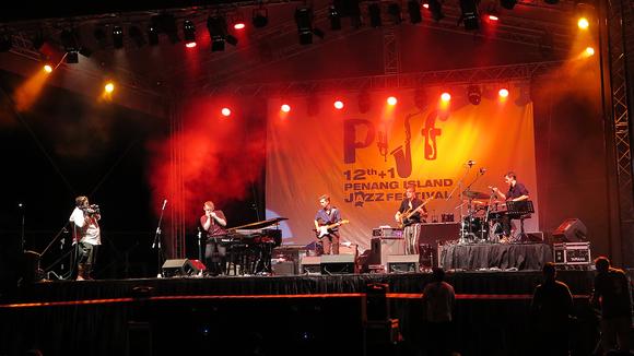 Mathias Heise Quadrillion - Funk Jazzrock Jazz Fusion Live Act in Copenhagen