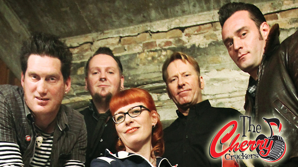 THE CHERRY CRACKERS - Rock and Roll Rockabilly Cover Live Act in Berlin