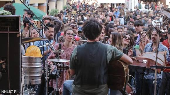 Spacca il Silenzio! (IT) - Folk Folk Singer/Songwriter Balkanbeats Rock Live Act in Bologna