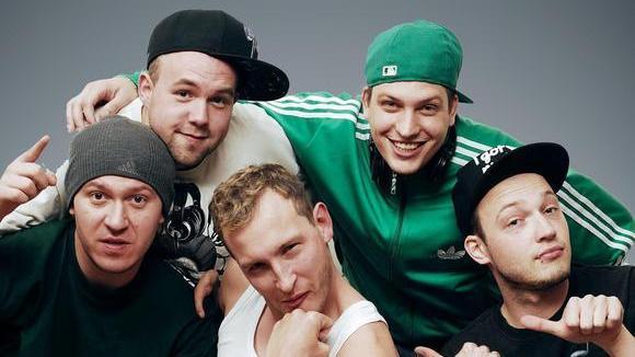 Die Musterschüler - Rap Live Act in Berlin