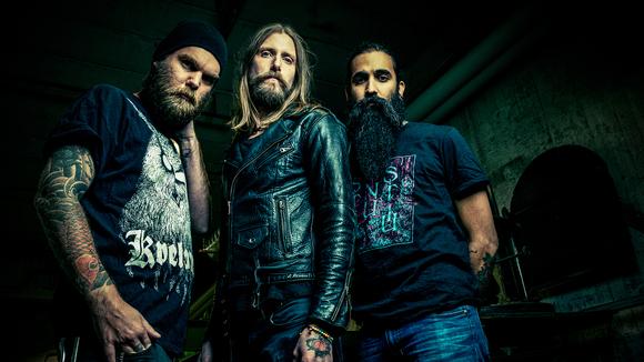 JESUS CHRÜSLER SUPERCAR - Heavy Metal Heavy Rock Death Metal Live Act in Stockholm