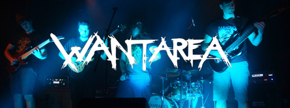WANTAREA - Rock Ambient Metal Rock Progressive Metal Live Act in Darmstadt