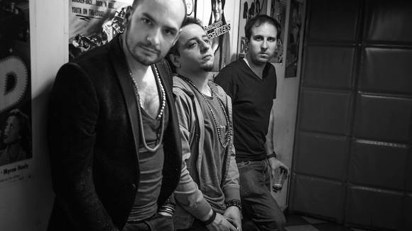 The Vipers Trio - Rhythm & Blues (R&B) Blues Rock Funk Live Act in milano
