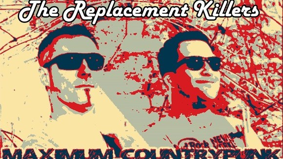 The Replacement Killers - Punk Rock Country Live Act in Königswinter
