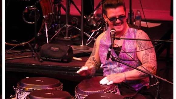 TAM TAMBOR SUGAYAN  (Sugayan Percussion) - Latin Rock Latin Jazz Live Act in Newark