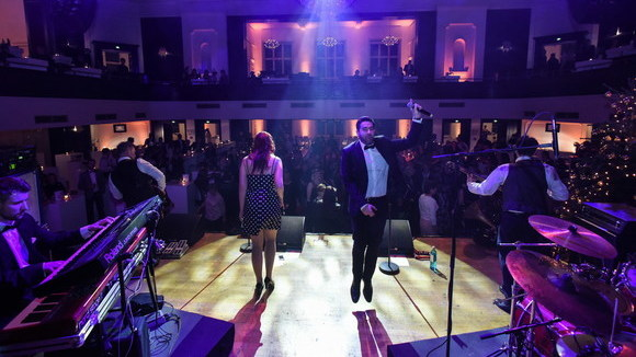 CASINO ROYALE - Cover- und Showband - Cover Charts Rock Soul Party Live Act in Bad Fallingbostel