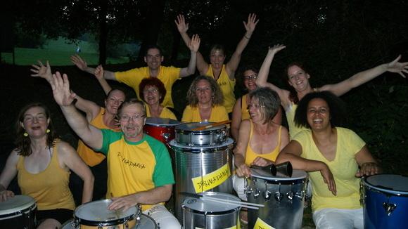 Drumadama - Worldmusic Reggae Samba Live Act in München