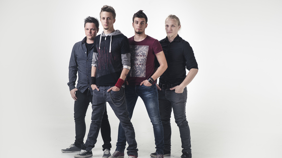 IMSET - Rock Dubstep Rock Melodic Modern Rock Live Act in Domžale