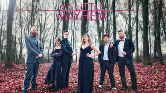 My little Mayhem - Pop Funk Rock Live Act in Markt Schwaben