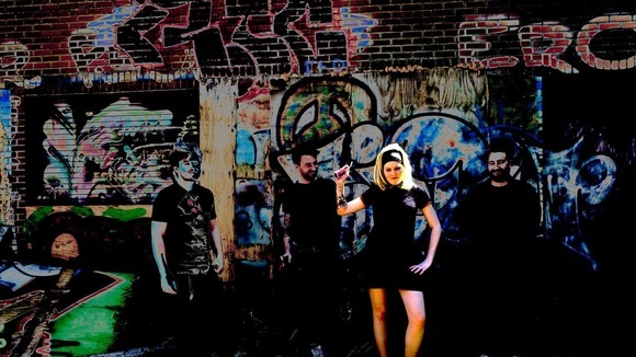 The Spectors - Alternative Indiepop Shoegaze Garage Rock Dream Pop Live Act in Antwerpen