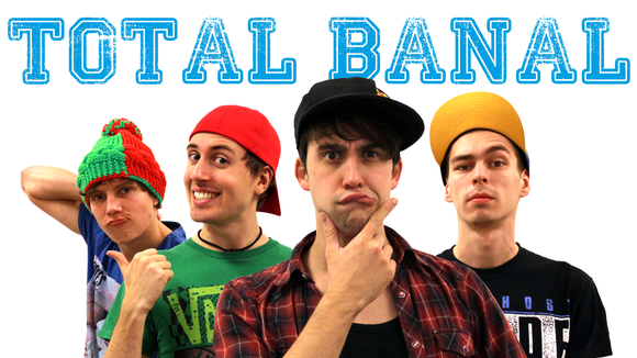 TOTAL BANAL - Rock Pop Punk Live Act in Speyer