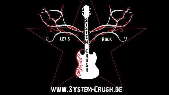 System Crush - Rock Pop Live Act in pottenstein