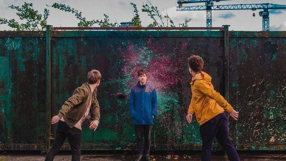 Stalagmites - Noisepop Live Act in Salford
