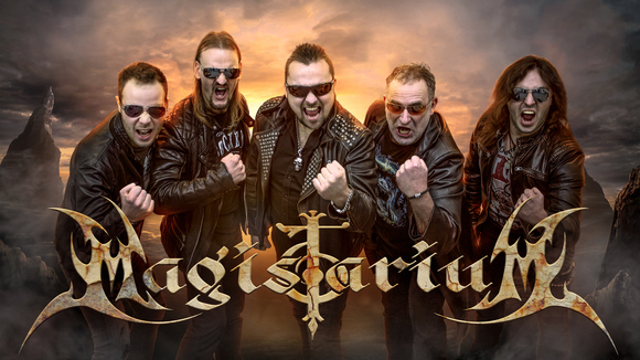 Magistarium - Opera Metal Metal Heavy Metal Rock Progressive Metal Melodic Opera Metal Power Metal Symphonic-Metal Live Act in Hannover