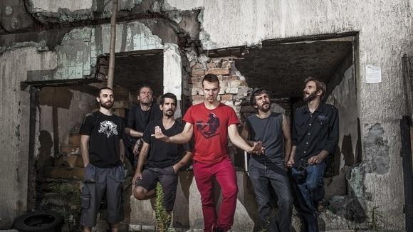 ERIK & THE WORLDLY SAVAGES - Punk Folk-Punk Post-Punk Alternative Rock Worldmusic Live Act in Belgrade