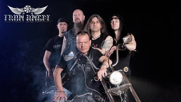 Iron Angel - Oldschool Metal Heavy Metal Thrash Metal Power Metal Live Act in Hamburg